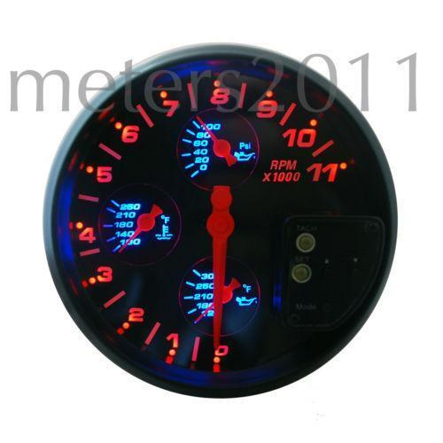 "5"" tachometer | ebay, Wiring diagram"