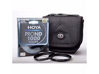 Hoya 10 Stop ND1000 Filter Kit - 52/58/62mm