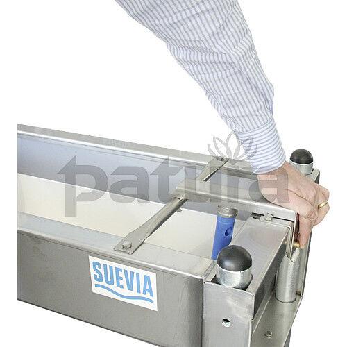 *Patura* Stopfenhalter, Abfluss für Schnellablauftrog, Umbausatz - gratis Versan