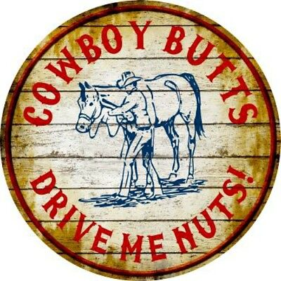 Cowboy Butts Drive Me Nuts 12