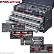 Werkzeugkasten Schubladen
