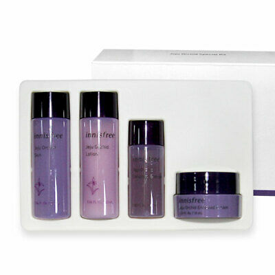 [Innisfree] (Sample) Jeju Orchid Special Kit (4 Items)