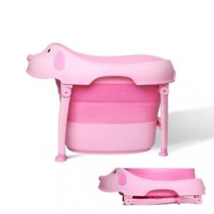 Children Portable Foldable Bathtub