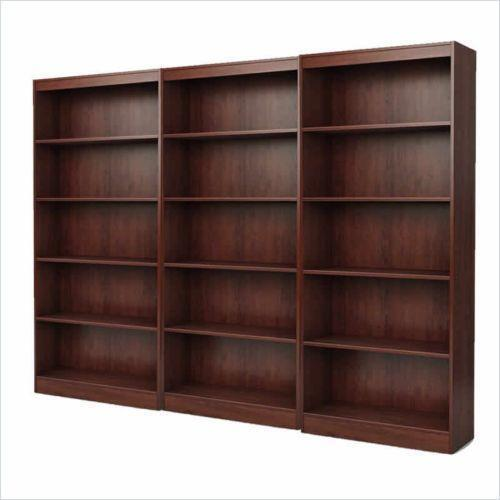 wall bookcase ebay