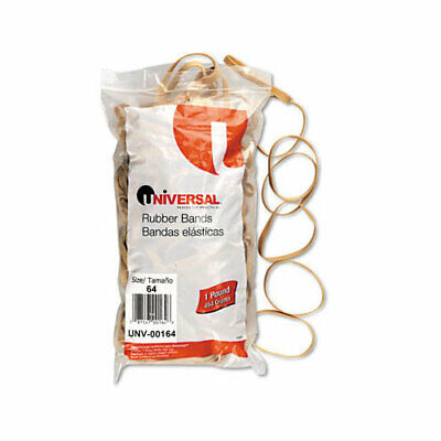 Rubber Bands Size 64 3-1.2 X 14 320 Bands1lb Pack