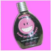 Smile Your Darker Tanning Lotion