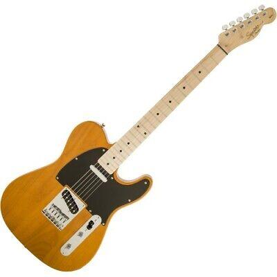 Fender Squier Affinity Tele MN Butterscotch Blonde E-Gitarre   Neu