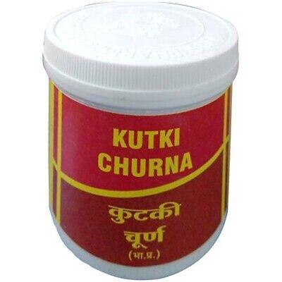 5 X Vyas Ayurveda Kutki Churna 50 gm Hepatitis C and Cirrhosis of the Liver -