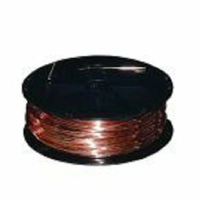 12 Ft Of 12 Gauge Awg Bare Solid Copper Wire Craft Art Jewelry Scrap