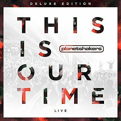This Is Our Time  Live  Deluxe  Planetshakers  Cd Dvd  2014  Integrity Music
