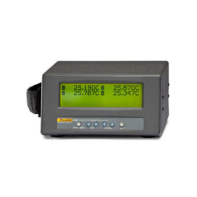 Fluke Calibration 1529-t-156 Chub-e4 Thermometer Readout