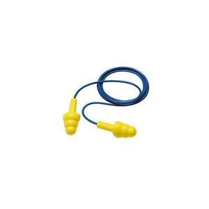 3m ultrafit tappi per le orecchie riutilizzabili con filo for Migliori tappi per orecchie per dormire