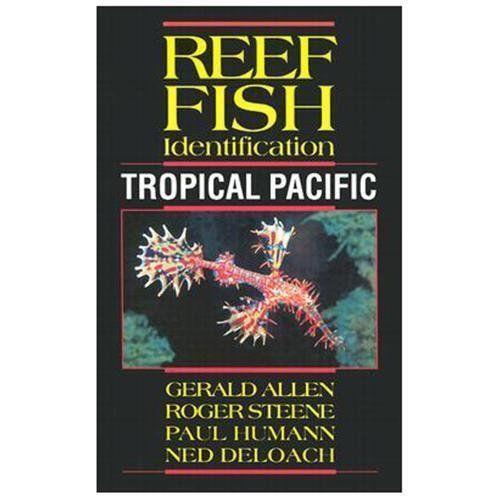 Reef fish identification books ebay for Fishpond books