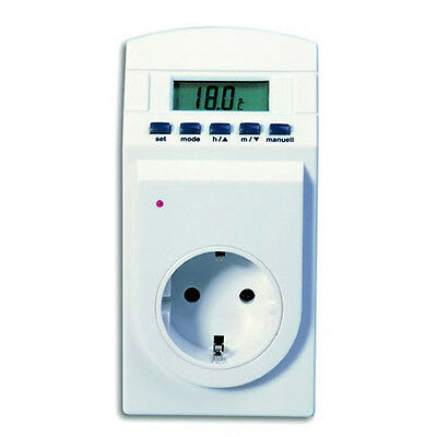 Thermo-Timer Thermostat Control mit Nachtabsenkung , Thermo Timer