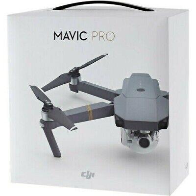 Trade-mark NEW (unopened box) DJI Mavic Pro 4k Quadcopter with Remote Controller