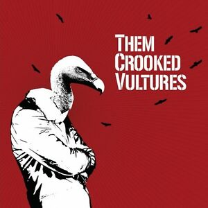 Them Crooked Vulture - Them Crooked Vultures [New Vinyl]