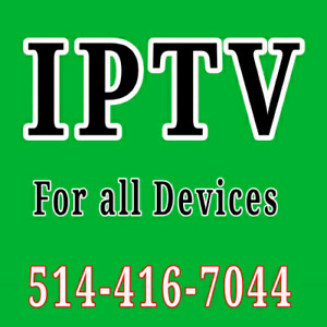 * IPTV - Live Tv Channels / Android Boxes / Apple tv / iPad