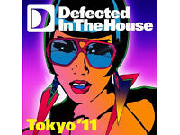 Various Artists Defected In The House Tokyo 11 cd album