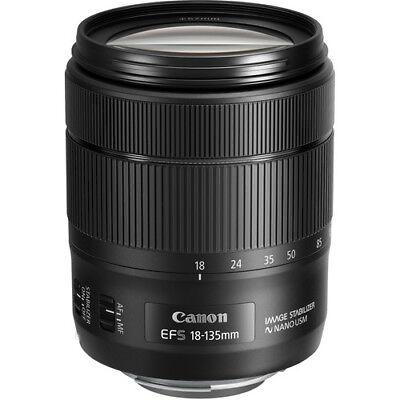 Canon EF-S 18-135MM f3.5-5-6 IS NANO USM Lens  *Brand New*