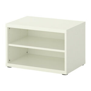 ikea best 229 shelf unit height extension unit white tv stand