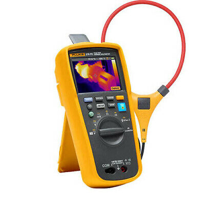Fluke 279fciflex Trms Wireless Thermal Imaging Multimeter With Iflex
