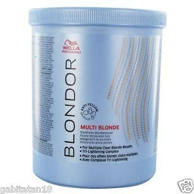 Wella Blondor Lightening (WELLA Blondor Lightening Powder Hair Bleach 28.2oz 800gr)