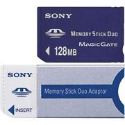 Sony Memory Stick 128MB
