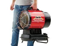 Clarke IRD20B Diesel InfraRed Heater