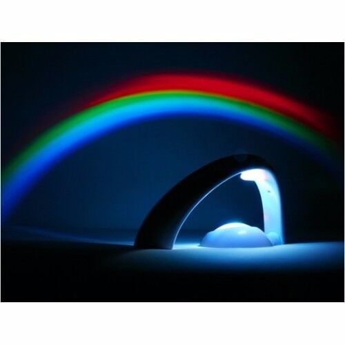 Rainbow Night Light - Brand New - Kilmarnock Area