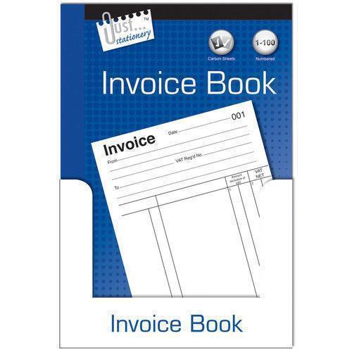 book invoice