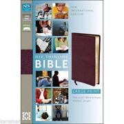 Thumb Indexed Bible NIV