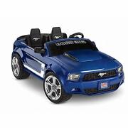 Power Wheels Mustang