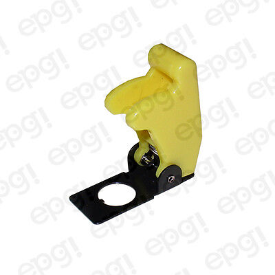Toggle Switch Safety Guard Or Cover - Yellow 665017