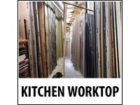 Kitchen Worktops Breakfast Bars Solid Surface Oak Wood Duropal B & Q Axiom Doors Drawers Table