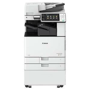 LOW COUNT Canon imageRUNNER ADVANCE C3525i Color Copy Machine - Lease 2 Own