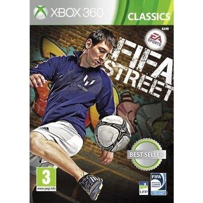 Xbox 360 Spiel Spiel Fifa Street 4 Iv Fußball Neu