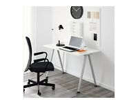 Office clearance - Ikea desk - Drawer unit - Chairs