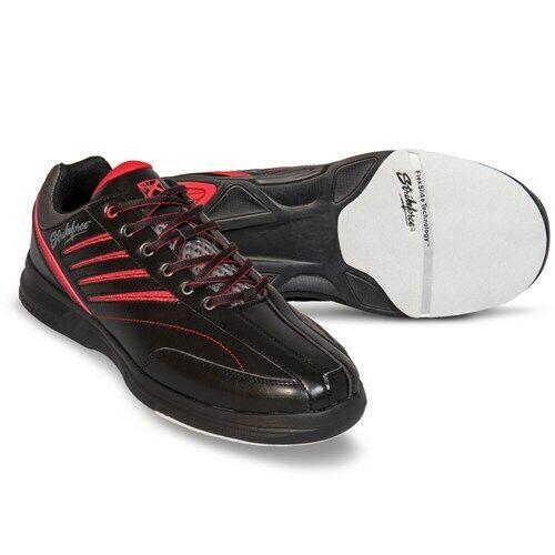 KR Strikeforce M-038-120 Crossfire Lite Bowling Shoes, Black