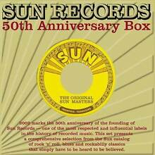 REDUCED Sun Records 50th Anniversary Box by Various Artists Regents Park Auburn Area Preview