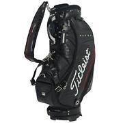 Titleist Leather Golf Bag