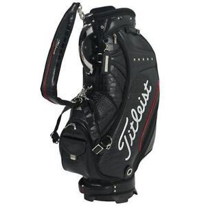 Leist Leather Golf Bag