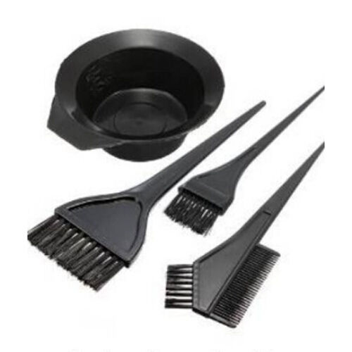 Hair Color Dye Bowl Comb Brushes Tool Kit Set Tint In Health
