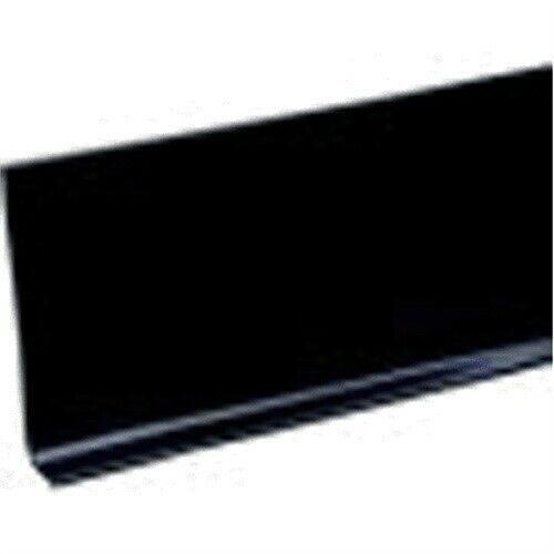 MD Building Products 75457 Vinyl Wall Base Bulk Roll, 4 Inch-by-120-Feet, Black