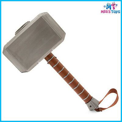 Marvel Avengers Thor Ultimate Mjölnir Hammer with Sounds brand new](Ultimate Thor Hammer)