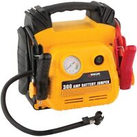 Drive care-free this winter !!! with Wagan 300 battery Jumper