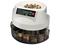 coin counter and sorter safescan automatic 1250 coin counting machine gbp.