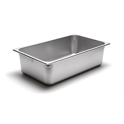 Value Series 222006931 22 Gauge Ss Full-size Steam Table Pan - 21 Quart