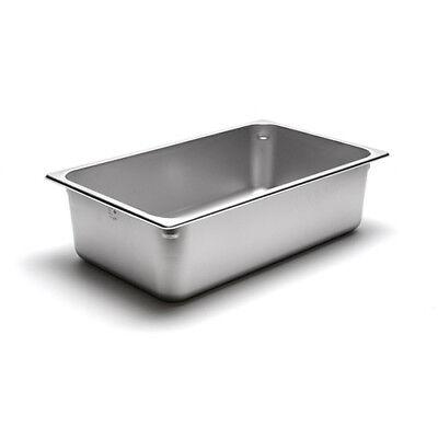Value Series 222006931 22 Gauge Ss Full-size Steam Table Pan - 21 Quart