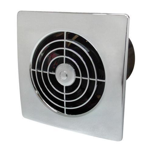 Ceiling extractor fan ebay - Bathroom ceiling extractor fan with light ...