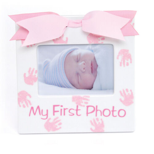 Mud Pie Picture Frame Baby Girl